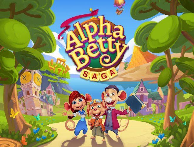 Spiele AlphaBetty Saga auf PC 18