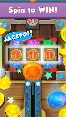 Joue Coin Dozer: Pirates on pc 5
