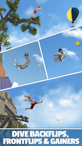 Play Flip Diving on PC 4