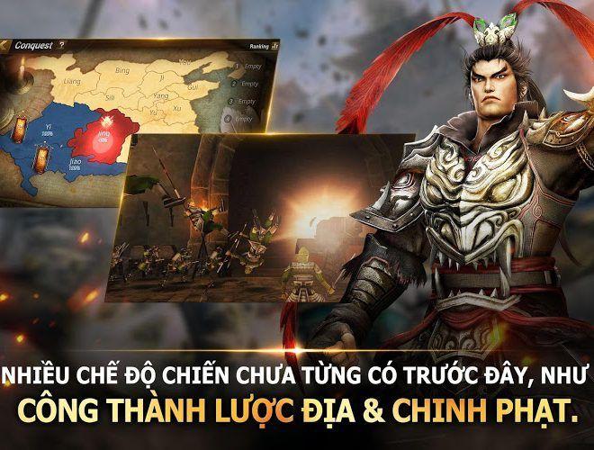 Chơi Dynasty Warriors Unleashed on PC 4
