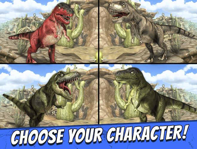 Play Jurassic Run on PC 8