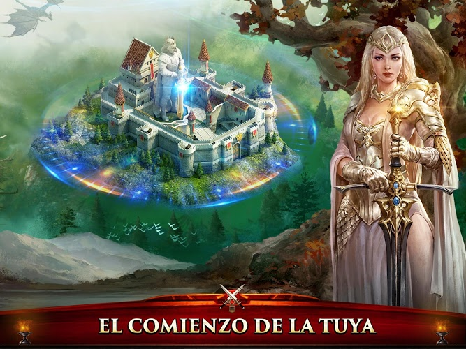 Juega King of Avalon: Dragon Warfare on PC 3