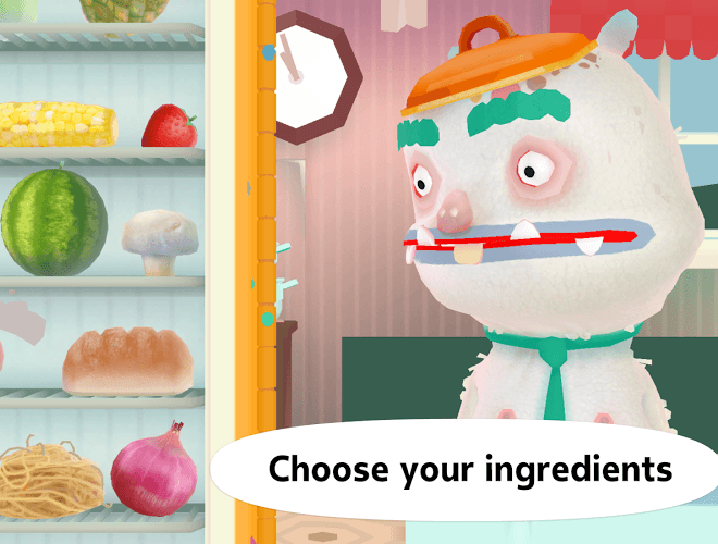 Play Toca Kitchen 2 on pc 11