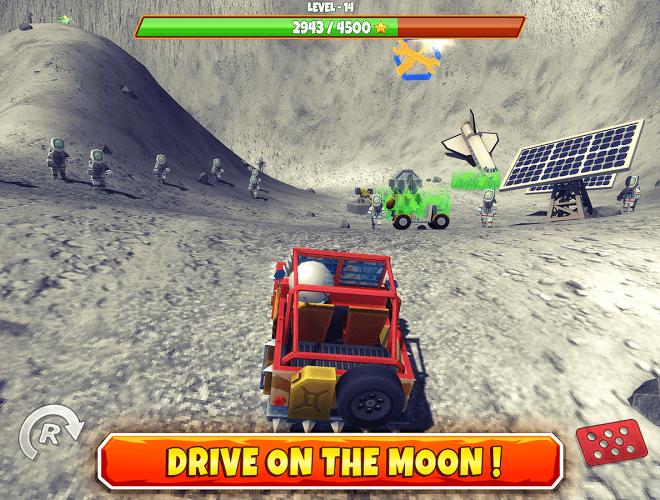 Играй Zombie Offroad Safari На ПК 15