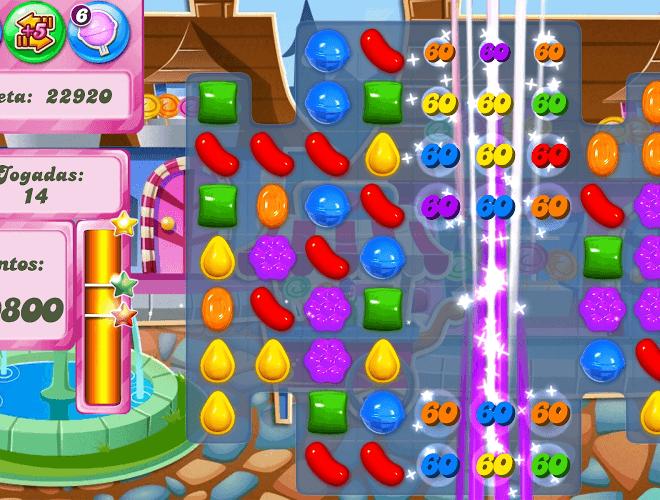 Jogue Candy Crush para PC 20