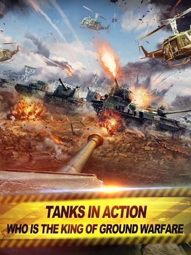 Chơi Tank Thunder on PC 7