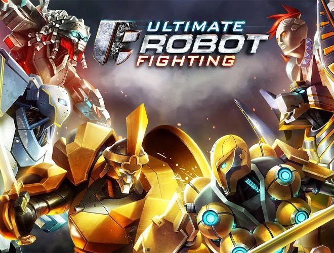 Играй Ultimate Robot Fighting on pc 3