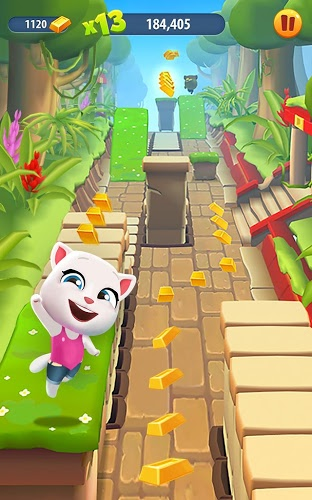 Играй Talking Tom Gold Run На ПК 10