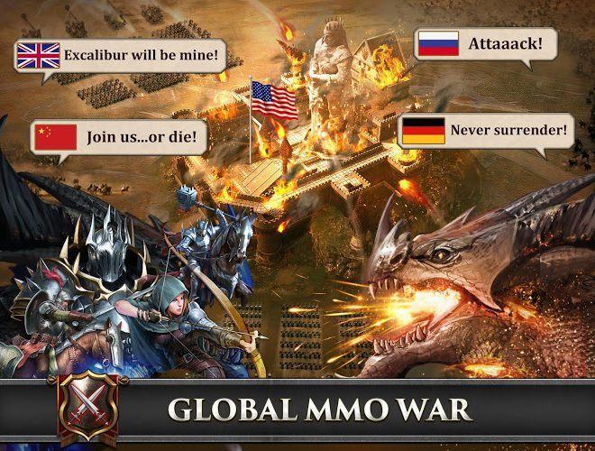 Play King of Avalon: Dragon Warfare on pc 6
