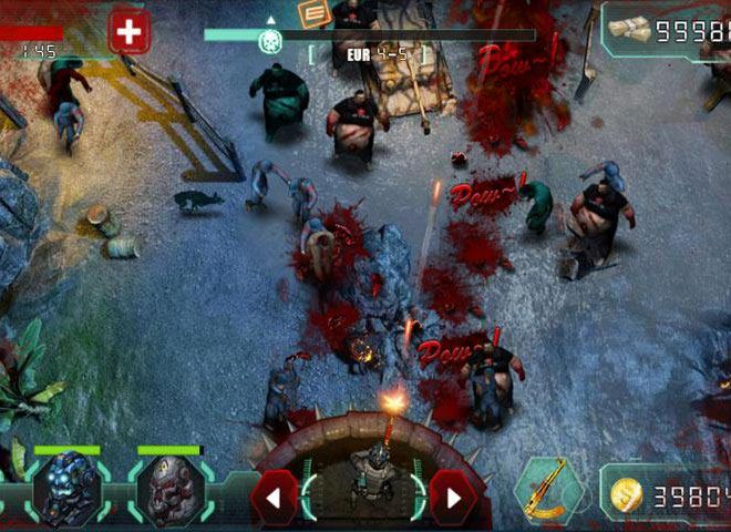 Main Zombie World War on PC 6