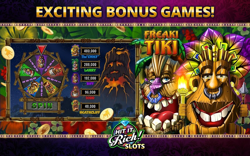 Play Hit it Rich! Free Casino Slots on PC 16