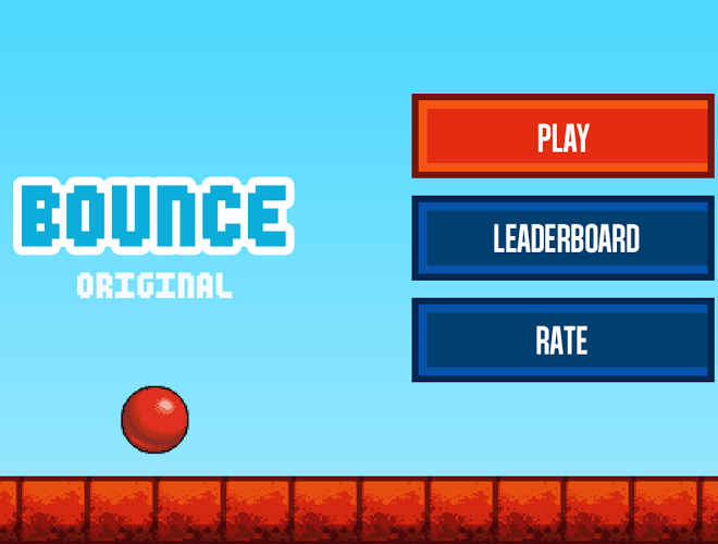 เล่น Bounce Original on PC 2