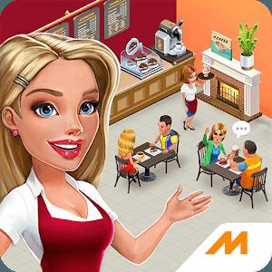 Spiele My Cafe Recipes & Stories auf PC 1