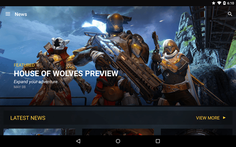 'Destiny 2' Companion App Update Coming August 23rd ...