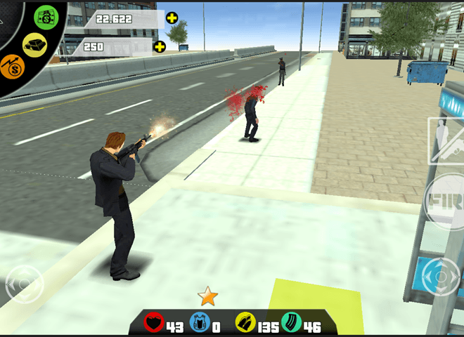 Play San Andreas Real Gangsters 3D on pc 6