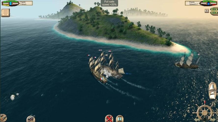 Играй The Pirate: Caribbean Hunt На ПК 14