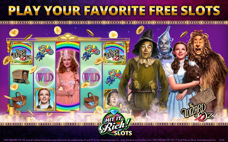 Play Hit it Rich! Free Casino Slots on PC 12