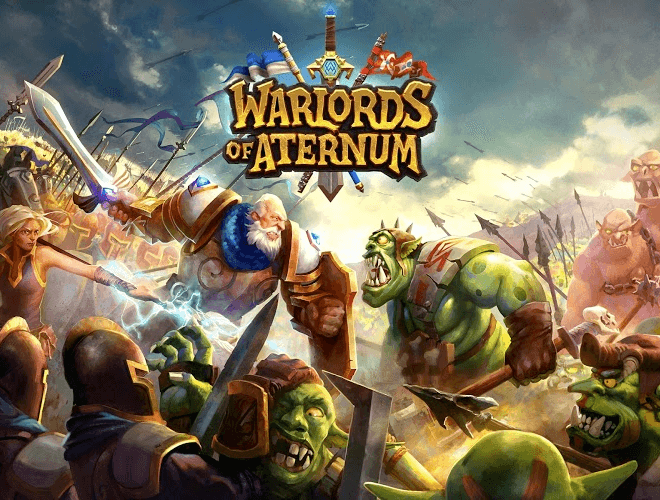 Play Warlords of Aternum on PC 13