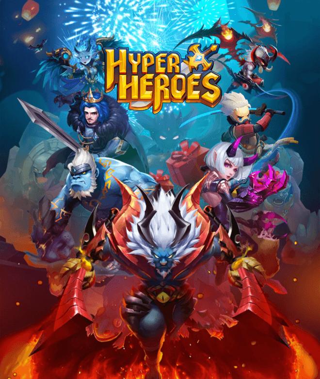 Juega Hyper Heroes: Marble-Like RPG en PC 9