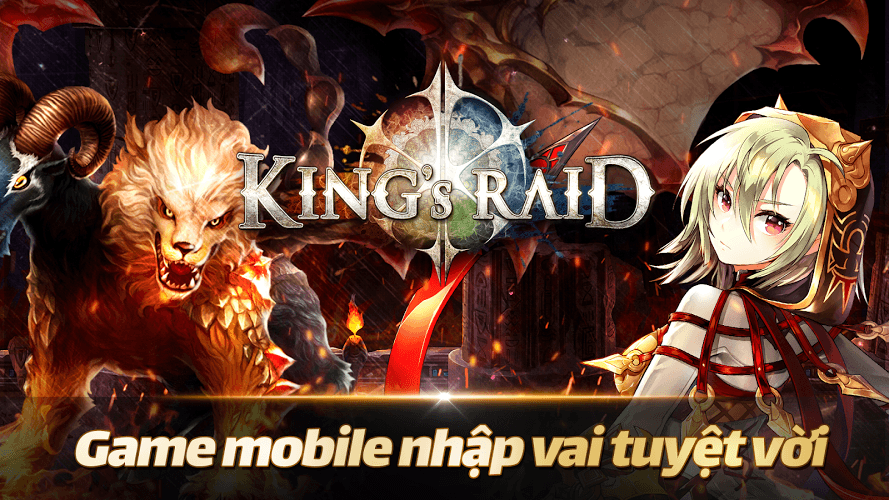 Chơi King's Raid on PC 9