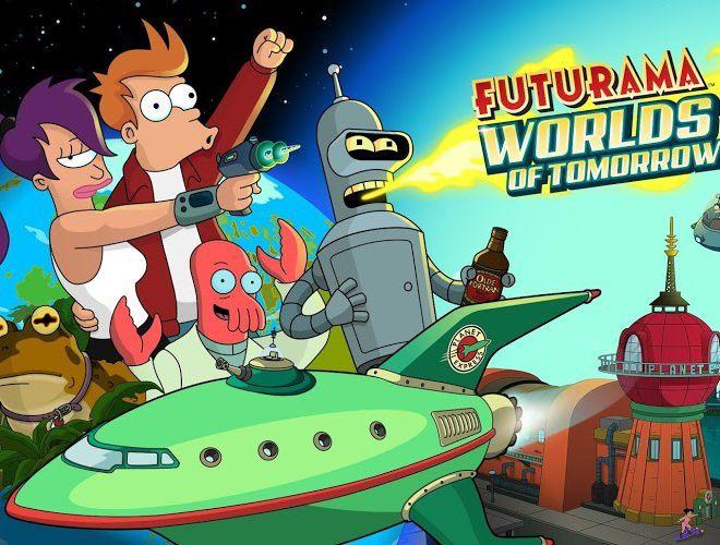 Play Futurama: Worlds of Tomorrow on PC 9