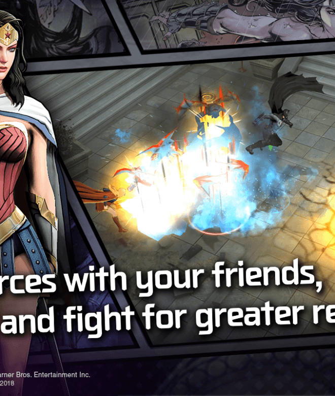 Play DC: UNCHAINED on PC 22