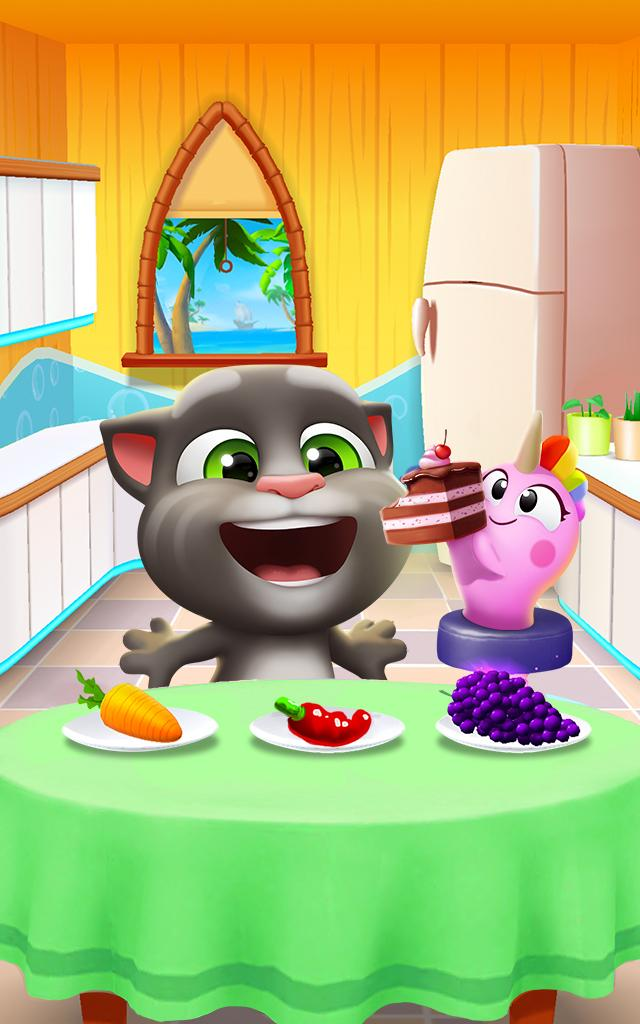 my talking tom mod apk android plus 1