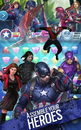 Play Marvel Puzzle Quest on PC 17