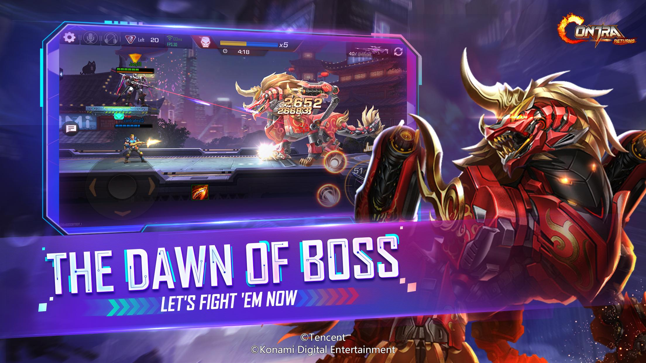 Download Garena Contra Returns on PC with BlueStacks