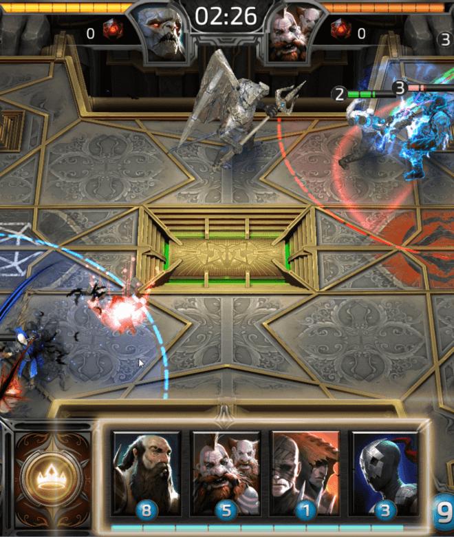 Speel RIVAL: Crimson x Chaos on PC 10
