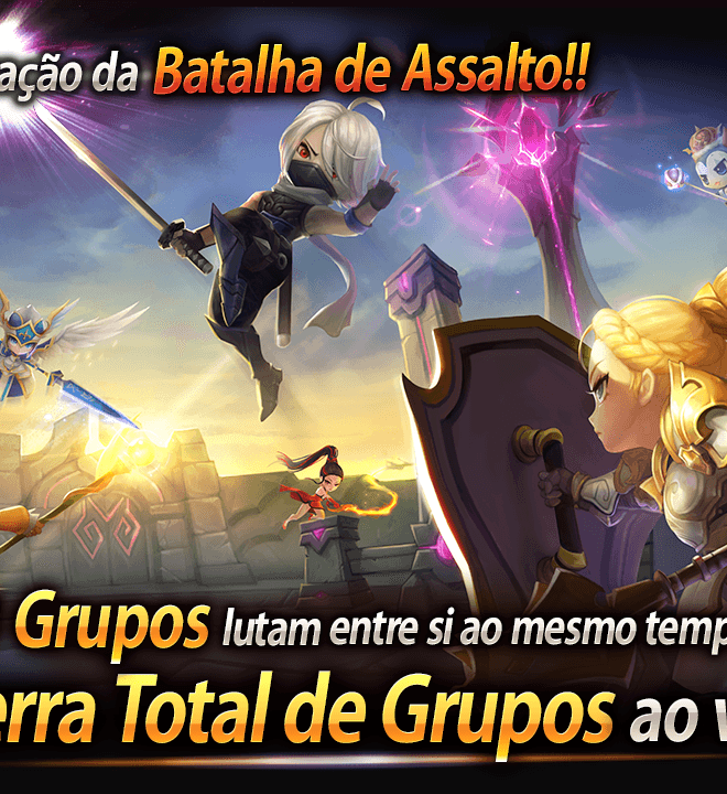 Jogue Summoners War Sky Arena para PC 3