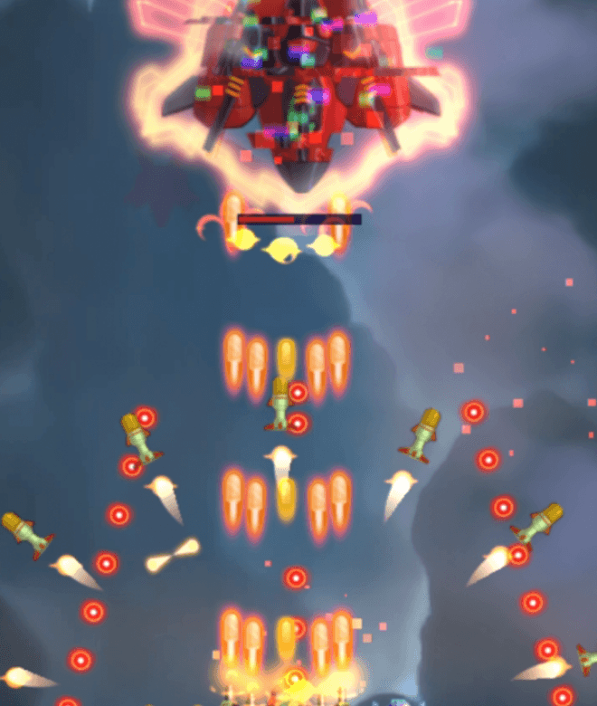 Играй HAWK Freedom Squadron На ПК 7