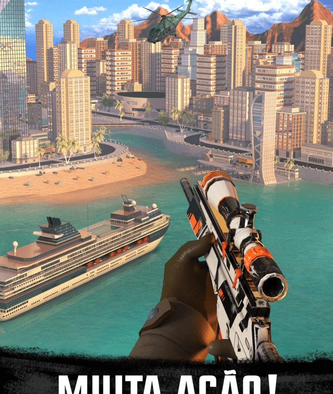 Jogue Sniper 3D Gun Shooter para PC 3