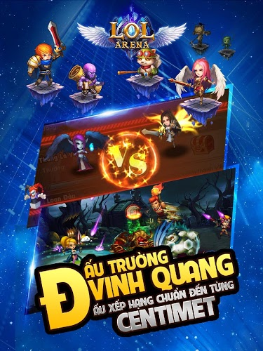 Chơi LoL Arena on pc 6