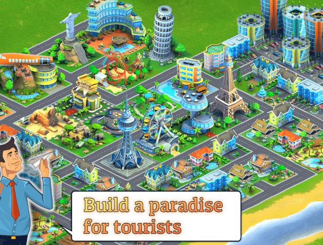 เล่น City Island: Airport on PC 3