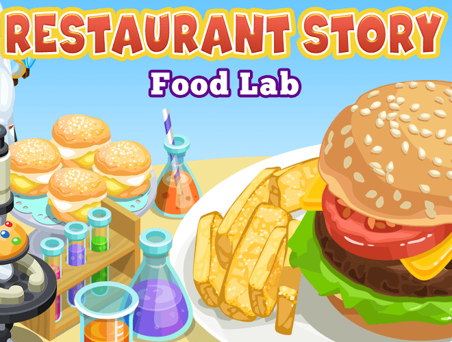 Play Restaurant Story: Food Lab on PC 1
