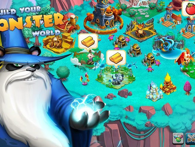 Chơi Monster Legends on pc 12