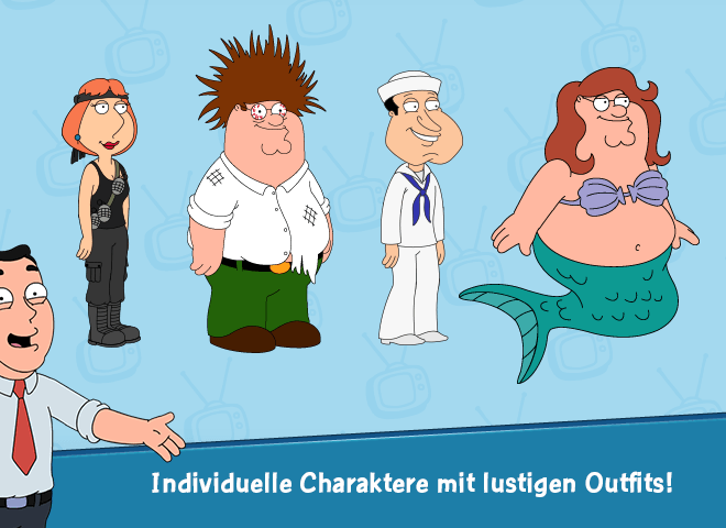 Spiele Family Guy: The Quest for Stuff auf PC 3