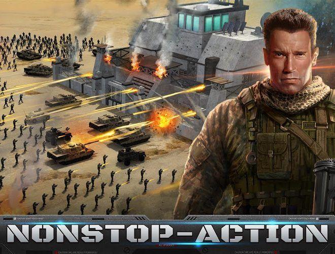 Spiele Mobile Strike Epic War auf PC 3