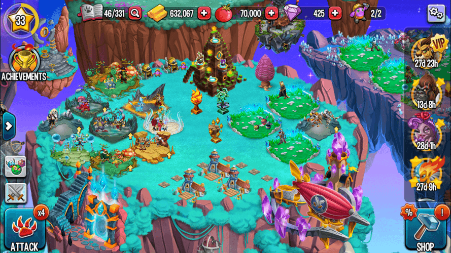 Download Monster Legends on PC with BlueStacks