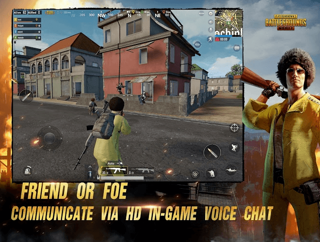 Jogue PubG Mobile para PC 9
