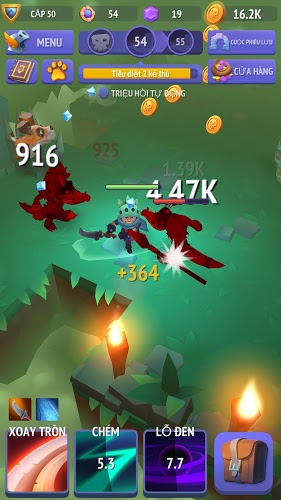 Chơi Nonstop Knight on PC 6