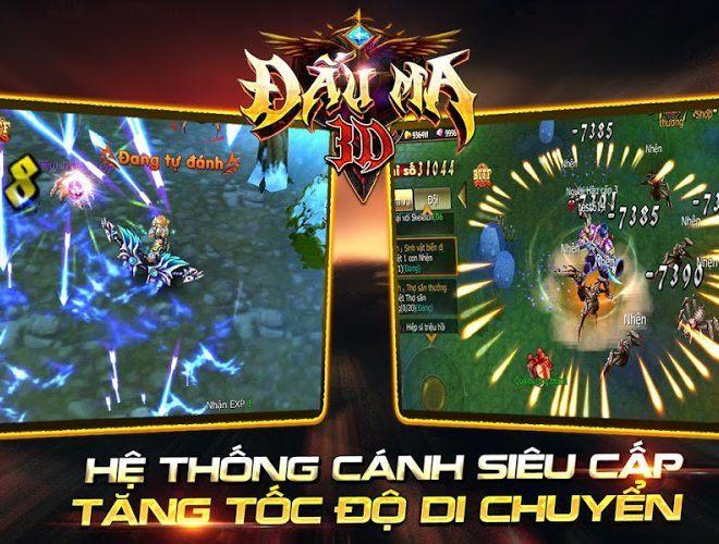 Chơi Đấu Ma 3D on PC 4