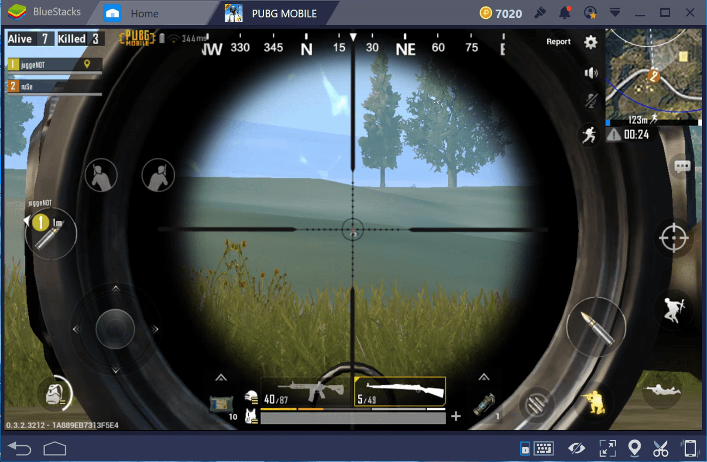 PUBG Mobile Sniper Guide