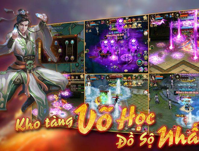 Chơi Độc Bá Võ Lâm on PC 7