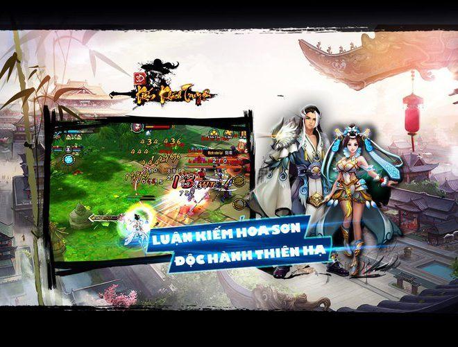 Chơi Kiếm Khách Truyện on PC 5