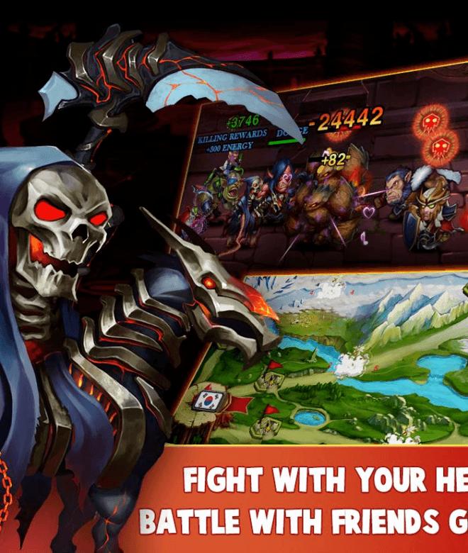 Jouez à  Heroes Charge sur PC 17