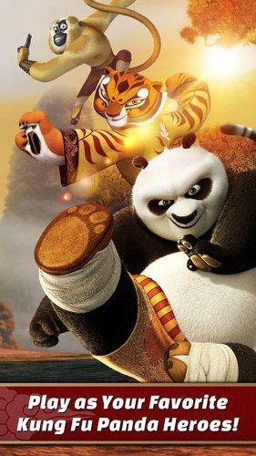 Chơi Kung Fu Panda: BattleOfDestiny on PC 3