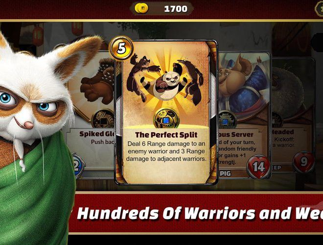 Chơi Kung Fu Panda: BattleOfDestiny on PC 15