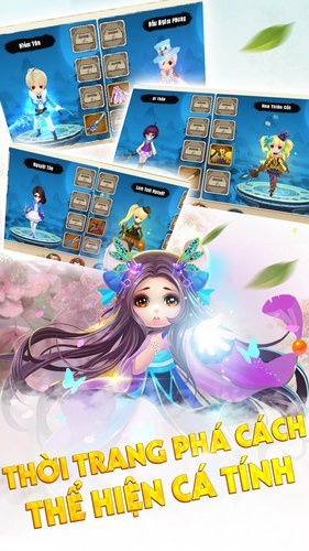 Chơi Hoa Thiên Cốt on PC 12